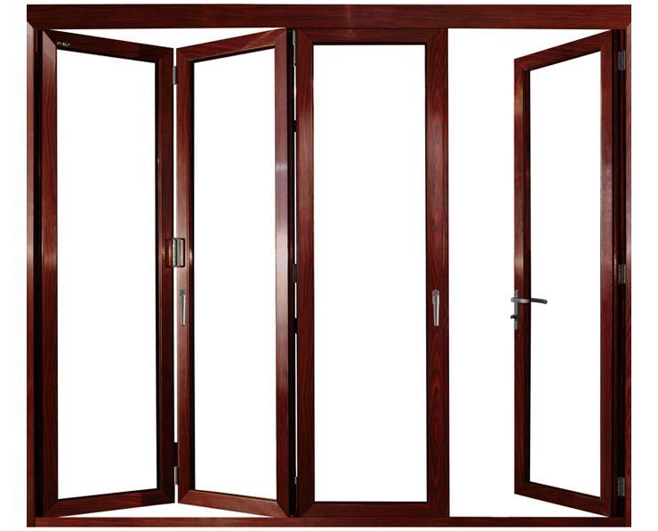 铝合金大折叠门